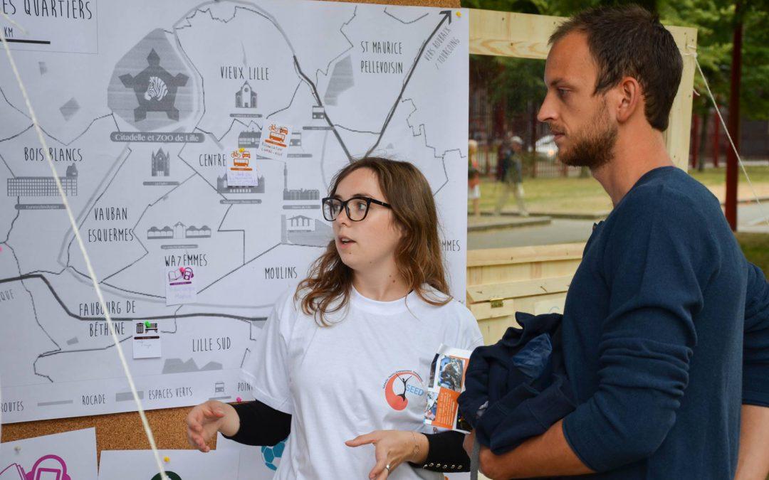 Mobilis'Cité : l'ateliter itinérant de concertation habitante