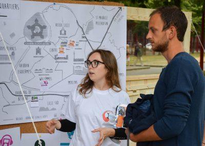 Mobilis'Cité : l'atelier itinérant de concertation habitante