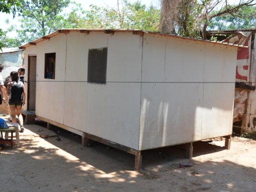 La construction en terre au service de l'amélioration et la pérennisation des logements «TECHO» en Bolivie