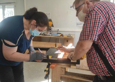 BRICO'NTAINER : L'atelier de bricolage solidaire