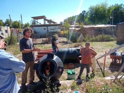 Camalote – Élaboration participative d'un système de traitement écologique des eaux usées